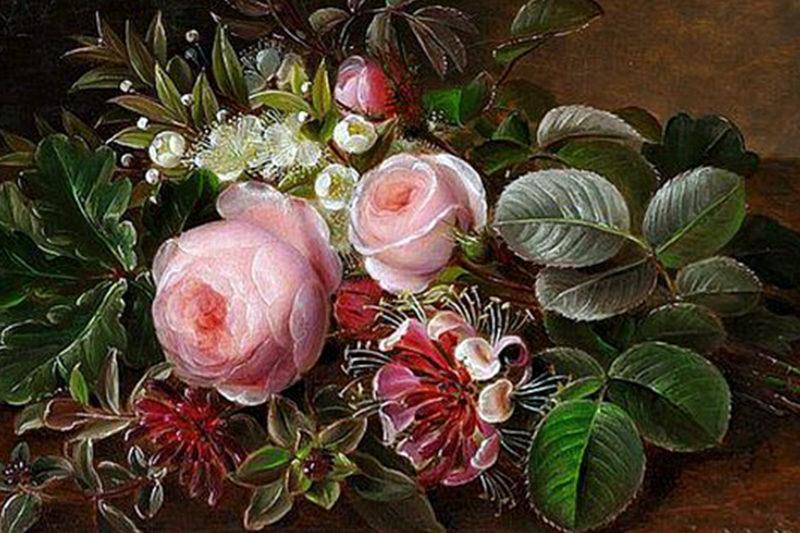 Objets floraux