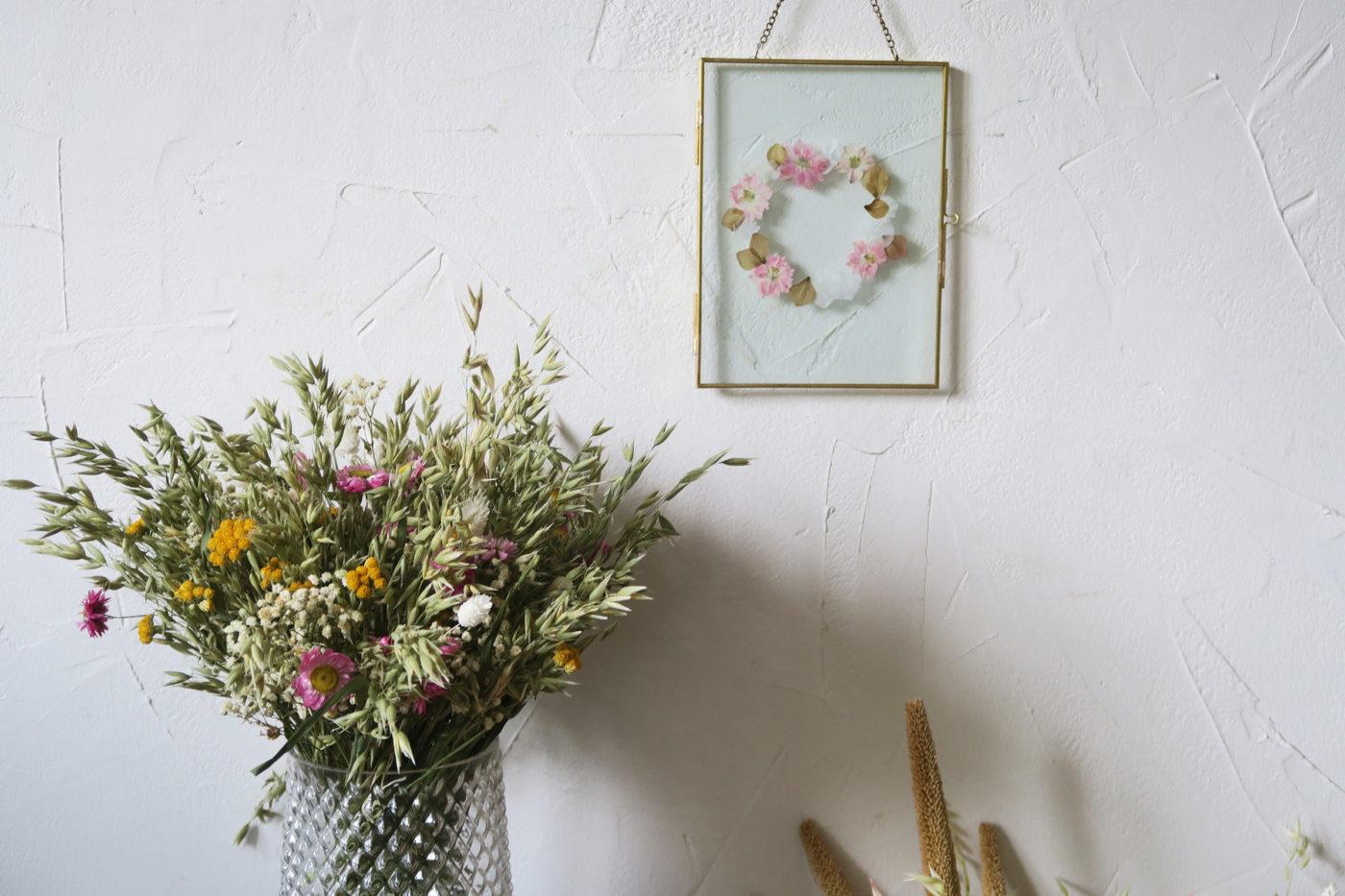 bouquet avoine séchée