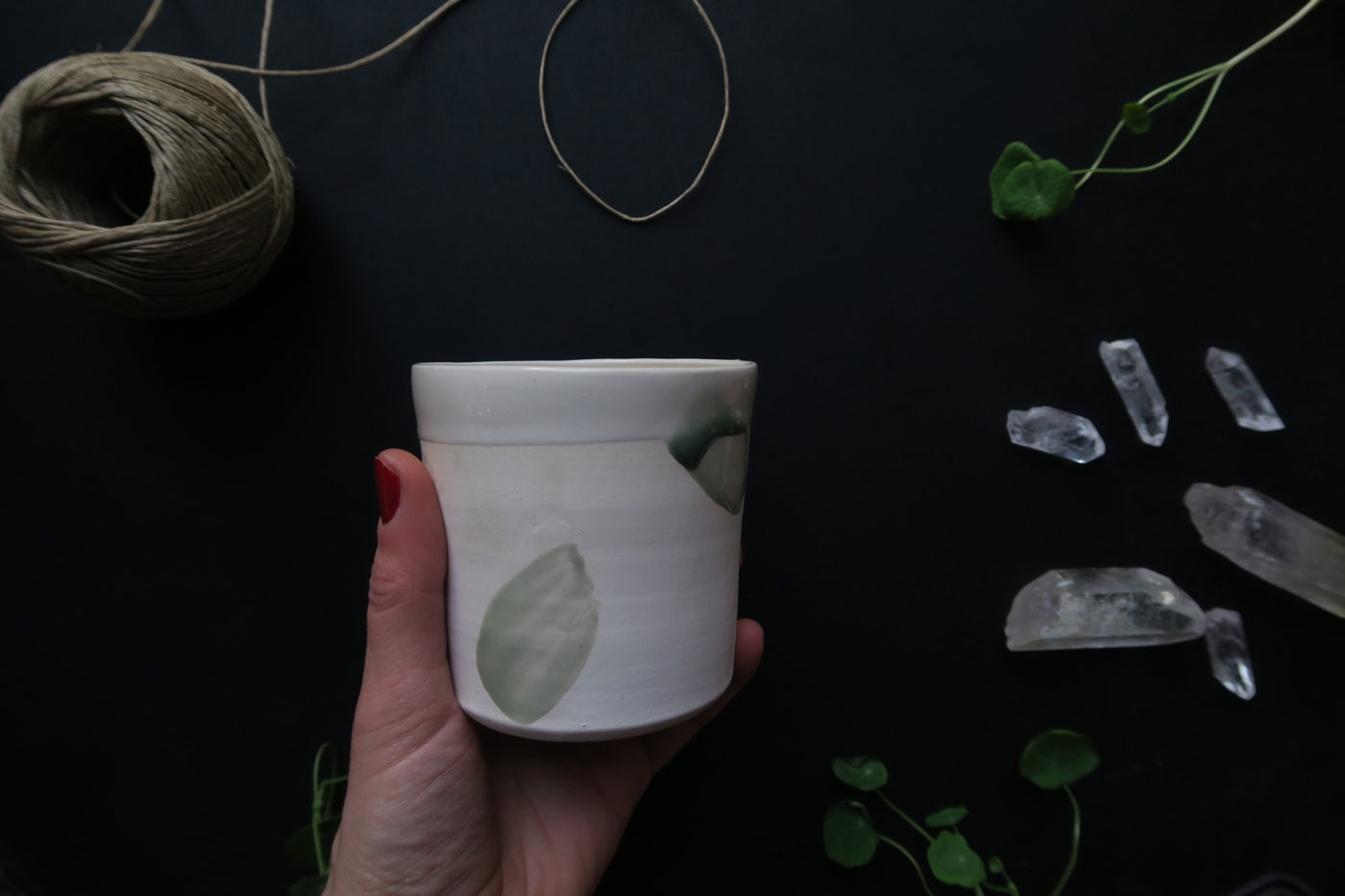 gobelet en grès tasse céramique